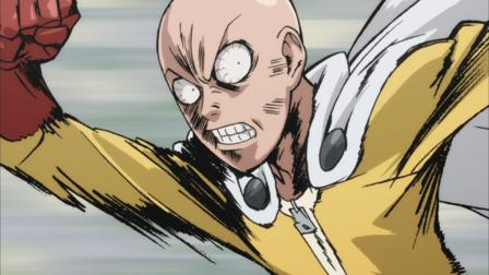 Fotos does one punch man air on netflix have