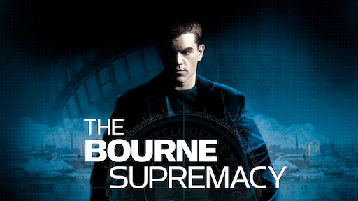 c8f4261c4 The Bourne Supremacy | Netflix