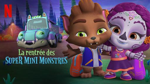 Super Mini Monstres Site Officiel De Netflix