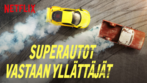 Fastest Car Netflix Official Site