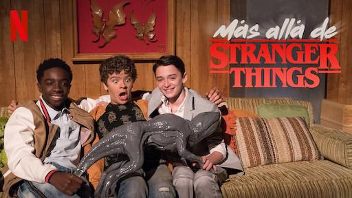 Stranger Things Sitio Oficial De Netflix