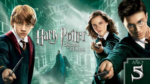 Harry Potter y el cáliz de fuego | Netflix