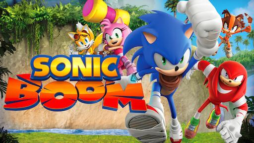 Sonic Boom | Netflix