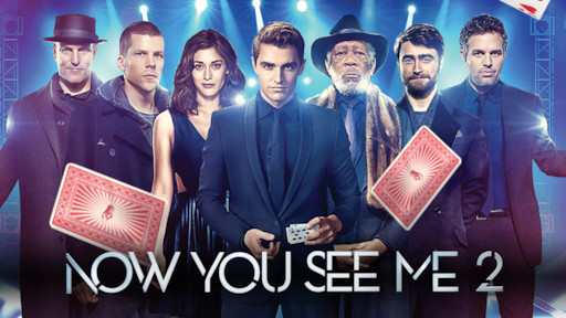 Now You See Me Netflix
