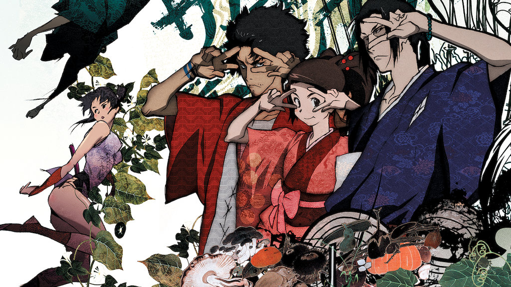 Samurai Champloo Netflix