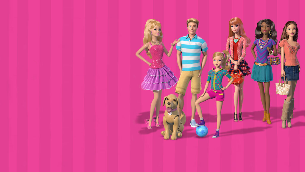 Barbie Life In The Dreamhouse Netflix