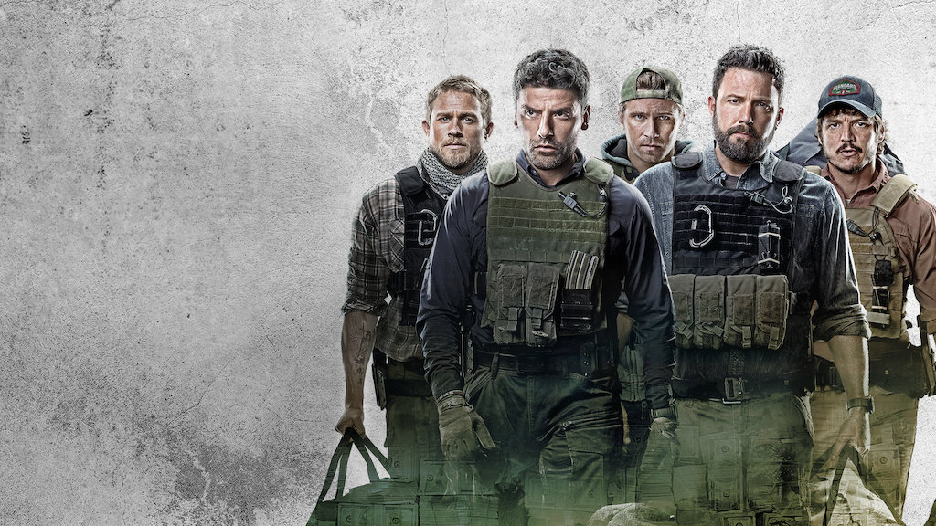 Triple Frontier | Netflix Official Site