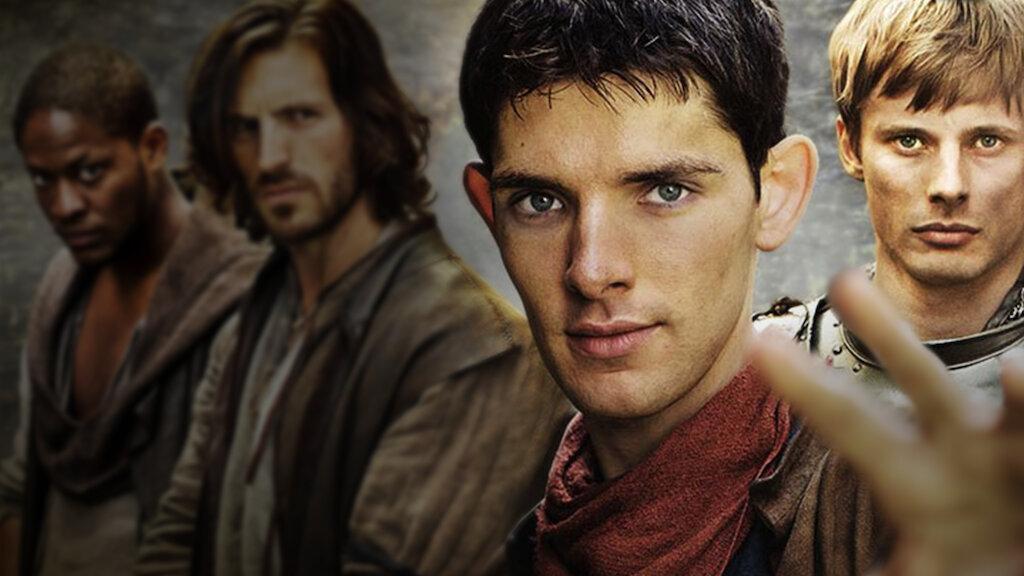 As Aventuras de Merlin | Netflix