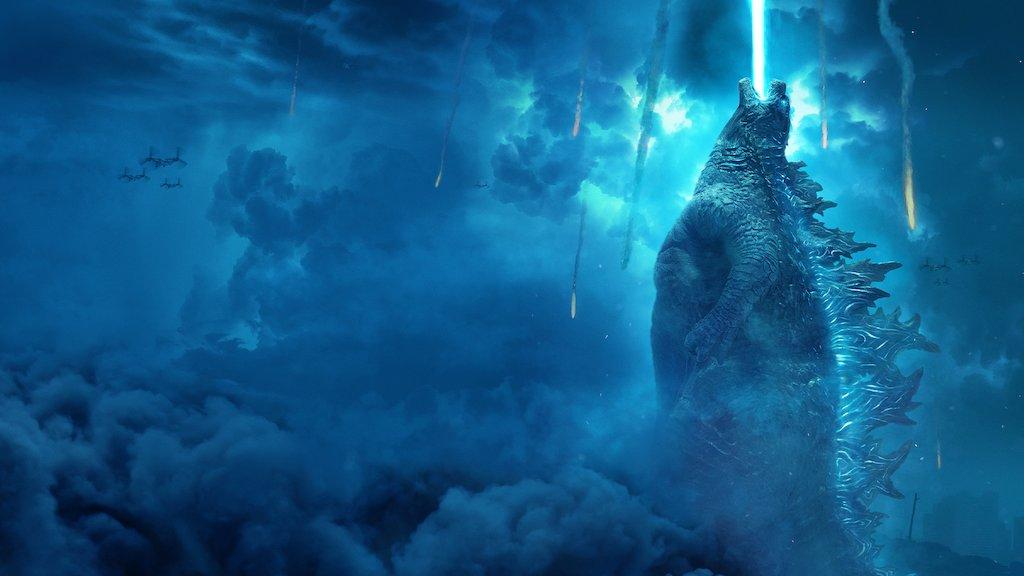 Godzilla King Of The Monsters Netflix