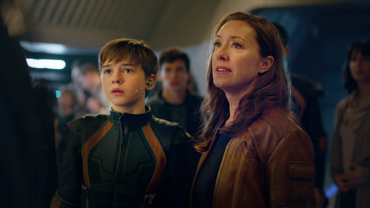 Lost In Space Netflix Official Site