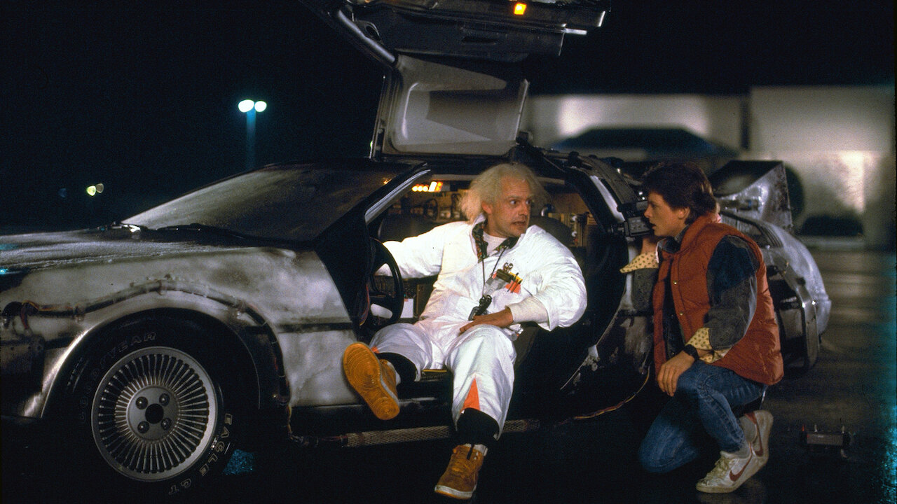 Love Of Movies Rekindled A Back To The Future Century
