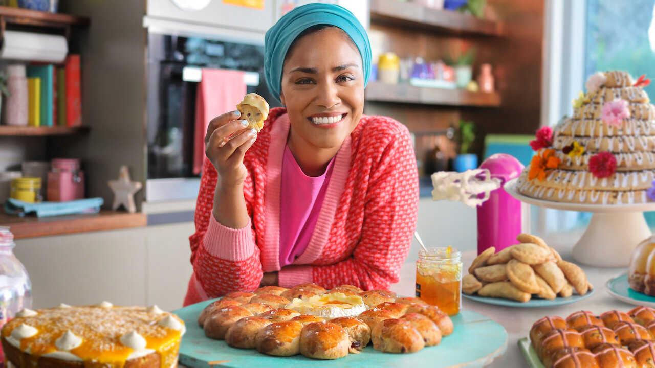 Nadiya Hussain/'S Deluxe cuisson /& salées cuisine set Great British Bake Off GBBO