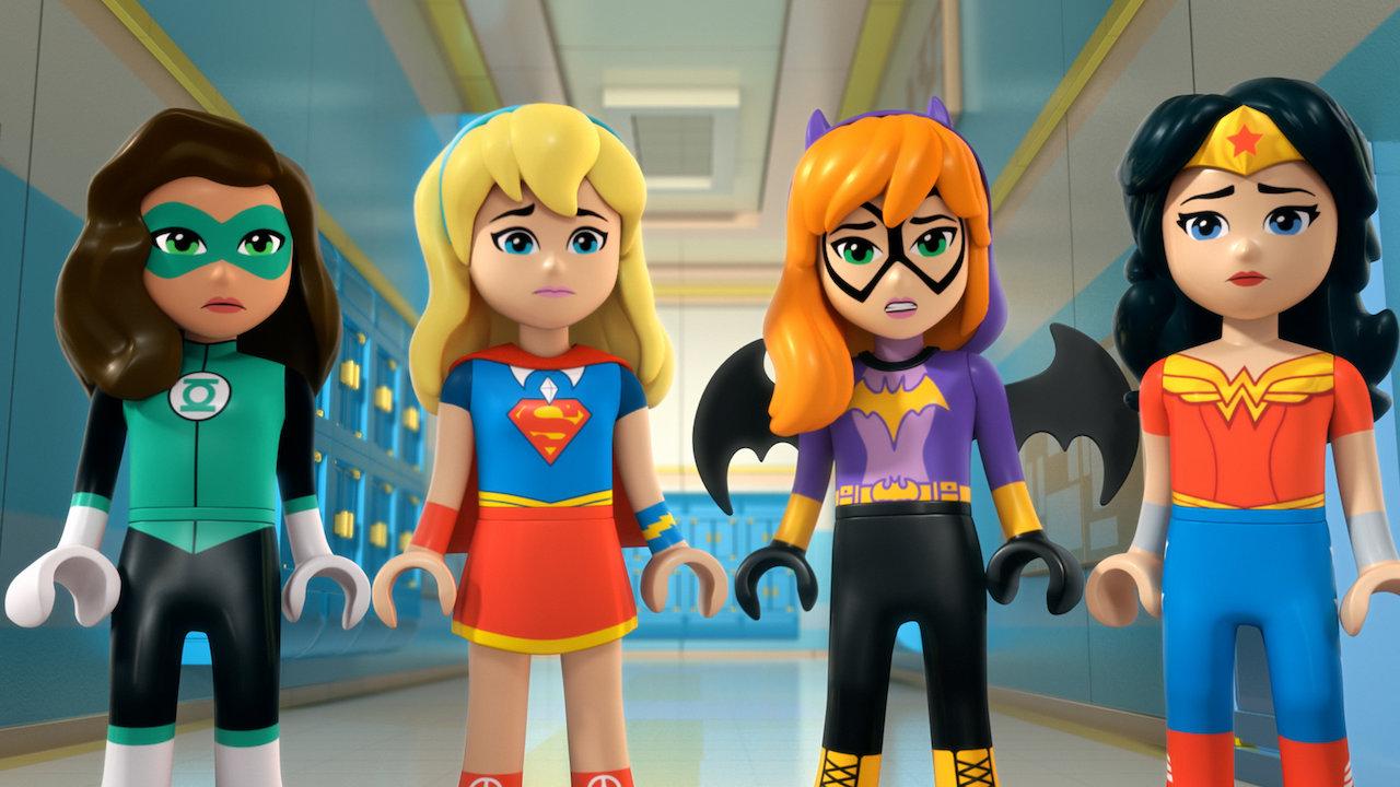 Lego Dc Super Hero Girls Super Villain High Netflix
