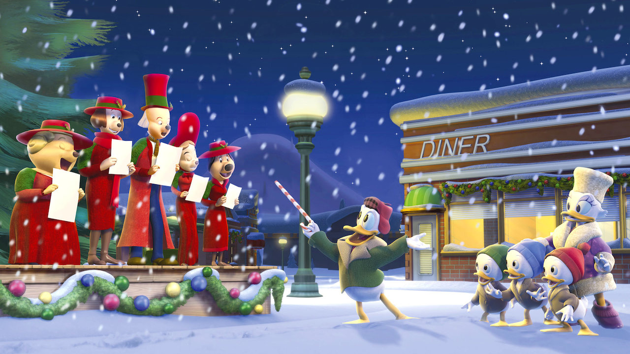 Mickey Mouse Twice Upon A Christmas.Mickey S Twice Upon A Christmas Netflix