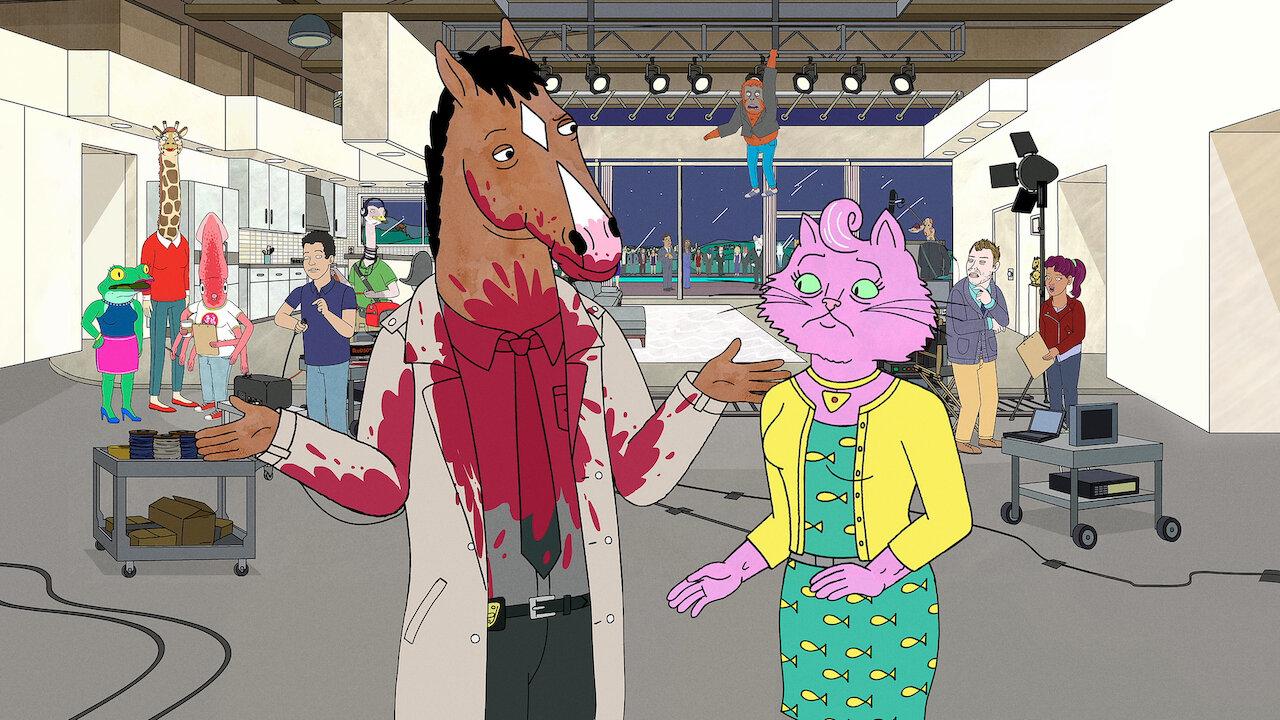 Bojack Horseman Netflix Official Site