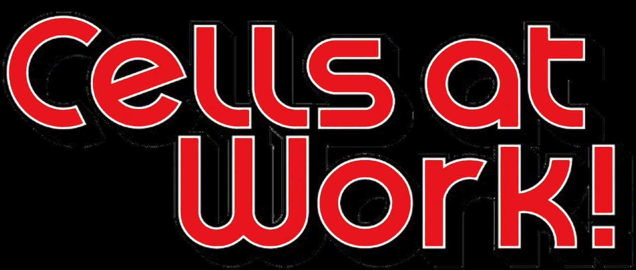 Cells At Work Netflix