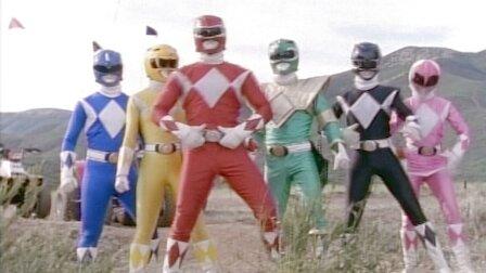 Mighty Morphin Power Rangers   Netflix