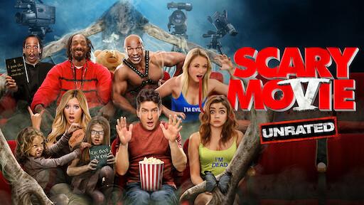 Scary Movie 2 Netflix