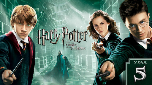 Harry Potter And The Goblet Of Fire Netflix